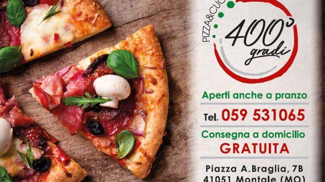 Volantino pizzeria A5